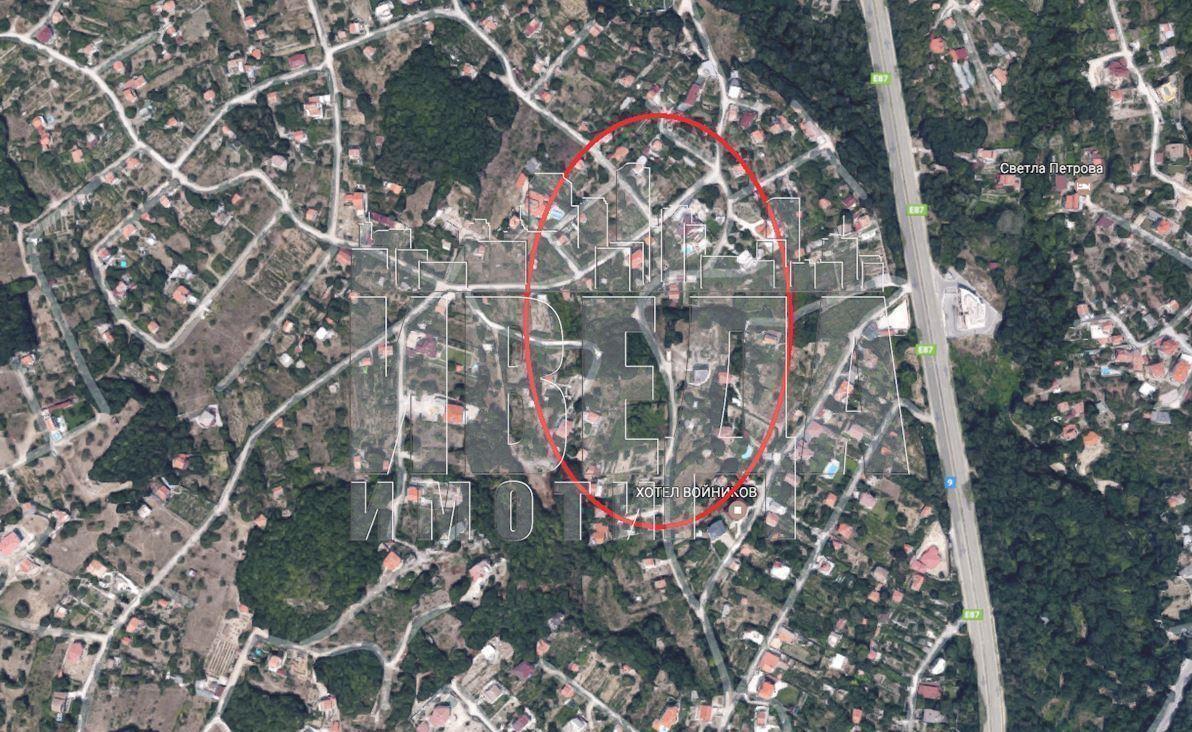 Парцел - Варна, област, м-т Манастирски рид